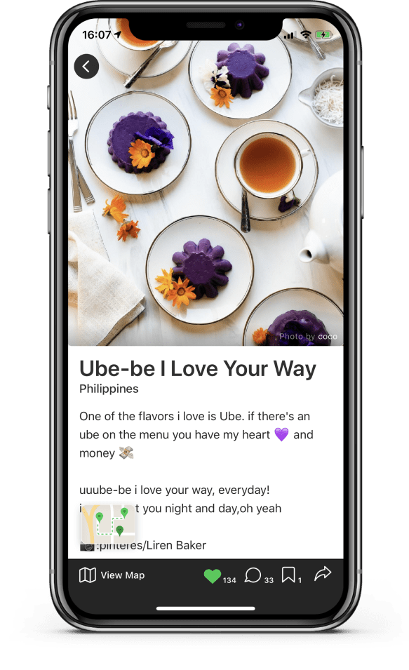 Ube-be I Love Your Way | a lemi list by @cocomiranda